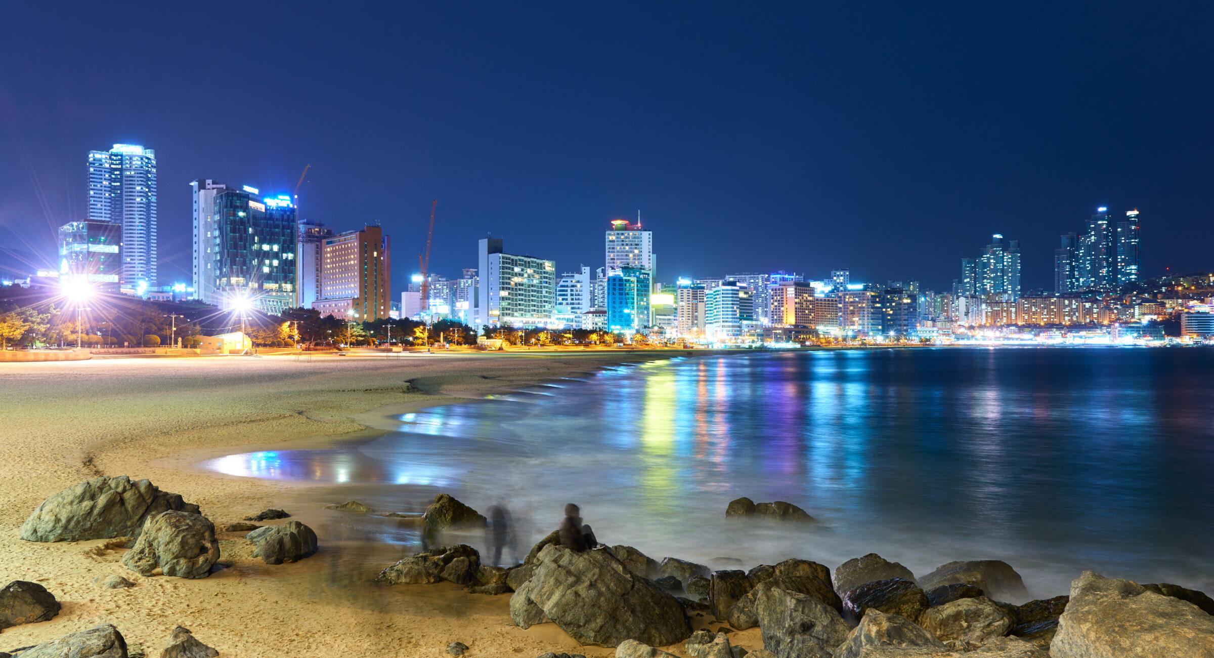 Teach English in Busan