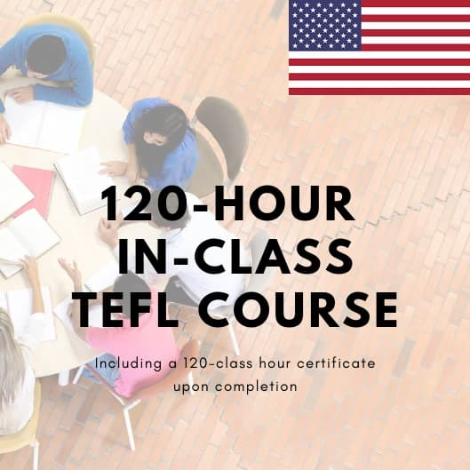 Teach English abroad with a TEFL certification